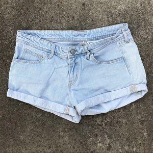 H&M jean shorts M 40 classic mom style jeans denim